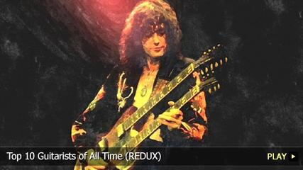 News video: Top 10 Guitarists of All Time (REDUX)